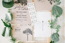 * invitation design * / by Christina Doty