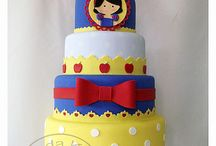 Snow White party / by Mary Todd