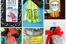 Teacher Gift Ideas / by Marisa Rangel