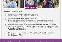 Woolite Smart Fall Style / by Kim Johns