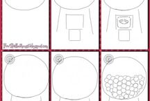 Drawing instructions / by Kellie Groce