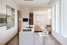 Inspiration for a Kitchen in Lincoln, MA / by Chollawan Wangwattananukul