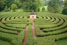 Labyrinths / Lose yourself, find yourself...finish what you start. Alone or together, have fun on the journey... / by Patty Stagg