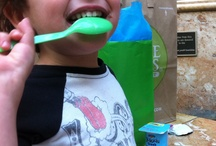 I Do It! / Where toddler independence meets the spoon. / by Stonyfield Organic