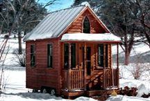 Cabins / by Glenda Collins Emerson