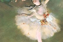 Degas / by Lillie Ray Levy