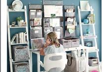 Craftroom ideas / by Martha Hurst