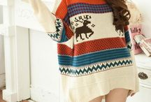 Jumpers♡Knits / by Maxine Hall