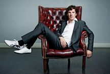 Cumberbatched <3 / by Hannah Wheeler