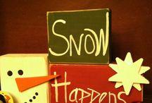 Snowmen!! / by Deborah Sanders