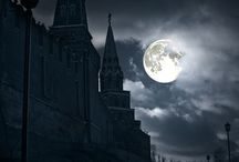 Dark Entries / Night stalkers / by ElizabethBurley