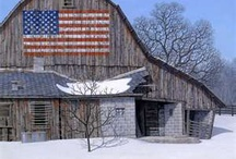 Patriot / U.S.A. - America - United States - Red, White & Blue / by RFD-TV