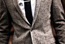 Men's Fashion  / by Cody Montarbo