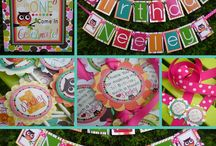 Paetyn's 1st birthday  / by Samantha Fuller