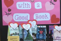 Library Displays / by Stacey Tighe