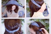 hair stuff / by Lizzy Nofziger