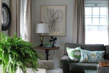 Family Room - new home  / by Annie Y
