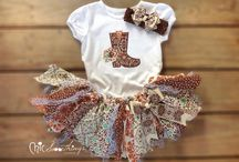 baby girl clothes / by Kerra Myers