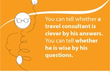 Quotes for Travel Agents / by Cornerstone People Solutions Australia