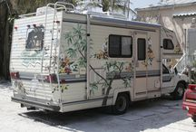 RV Remodeling- exterior and interior / by Juliette Creech