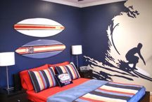 Bryce's New Room Ideas / by Wendy Del Signore