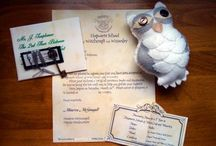 Harry potter party / by Crystal Shuller