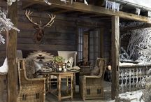 Inspirations for Vail Residence  / by Scot Meacham Wood