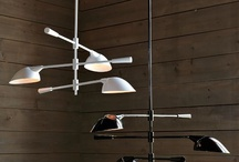 lighting / by Catlin Stothers Design
