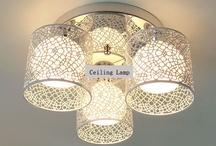 Idea Lightings / by Fiona Lee