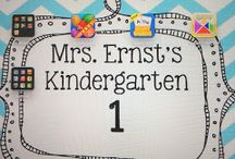 Kinders have iPads  / by Brittany Lee