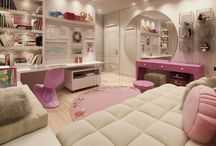 Bedroom Ideas / by Brianna Henderson