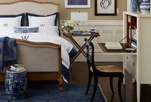 Master bedroom inspiration / by Amy Swanson