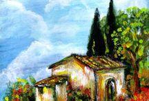 tuscany like / by phyllis desaavedra