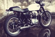 Cafe Racer / by Never Say Cool Blog
