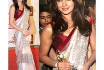 Bollywood Sarees / Discover Great Sarees worn by Bollywood Stars of India like Kareena Kapoor, Madhuri Dixit, Deepika Padukone, Priyanka Chopra, Esha Deol / by Craftsvilla.com