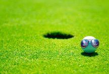 Golfing / by Carl Spackler