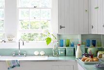 Kitchen ideas / by Pamela Brown