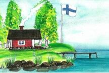 Finnish  / by Judy ♥ daily yarns