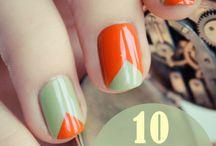 nails / by Jasmine Casimir
