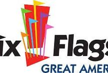 Six Flags Great America / by Money Saving Secrets Blog