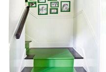 Green / by Ann Favot