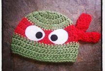 Crocheting and Knitting / by Heidi Mathews