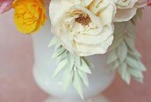 paper flowers / by Jennifer Sherwood