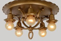 New Arrivals – Antiques & Vintage Finds / From signs to lighting, there's always something new to find in Rejuvenation's Restored Antiques. / by Rejuvenation