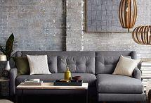 LR furniture & decor / by Lori Ruela-Alba