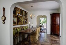 Dining Room  / by Petals & Plumes- Angie Etheridge(owner/designer)