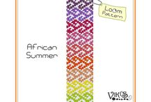 Bead loom pattern / by Mystic Nails