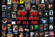 Horror Movies / by Catherine Zayer