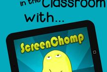 Technology in the classroom / by Emily Hutfles