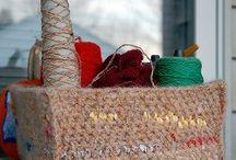 crochet projects / by Beverly Rogers Altona